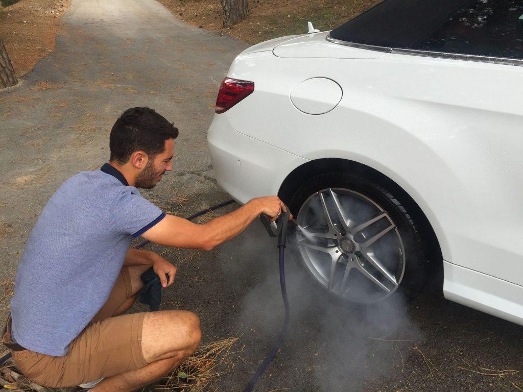 Mister Mac Clean nettoyage auto